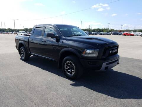 2016 RAM Ram Pickup 1500 for sale at MG Auto Center LP in Lake Park FL