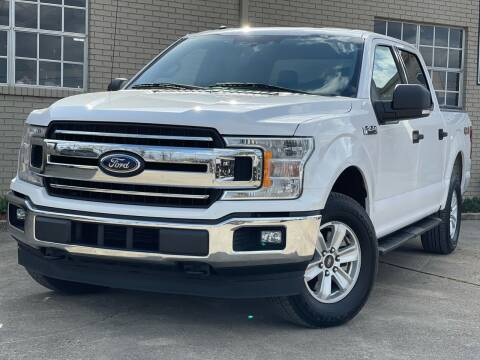 2018 Ford F-150 for sale at Quality Auto of Collins in Collins MS
