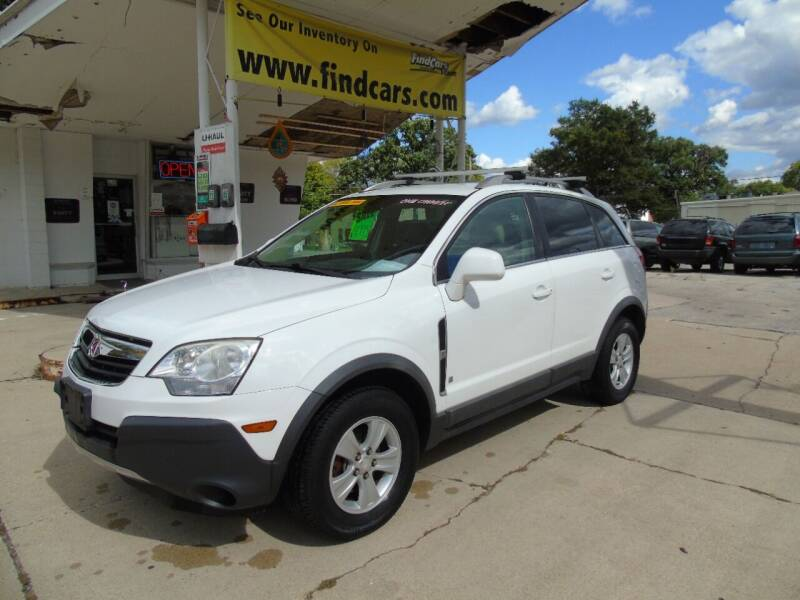 2008 Saturn Vue for sale at C&C AUTO SALES INC in Charles City IA