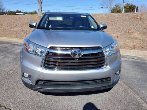 2014 Toyota Highlander for sale at Southern Auto Solutions - Acura Carland in Marietta GA