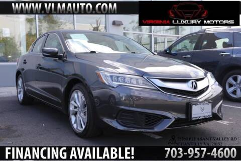 2016 Acura ILX for sale at Used Imports Auto - Virginia Luxury Motors in Chantilly GA