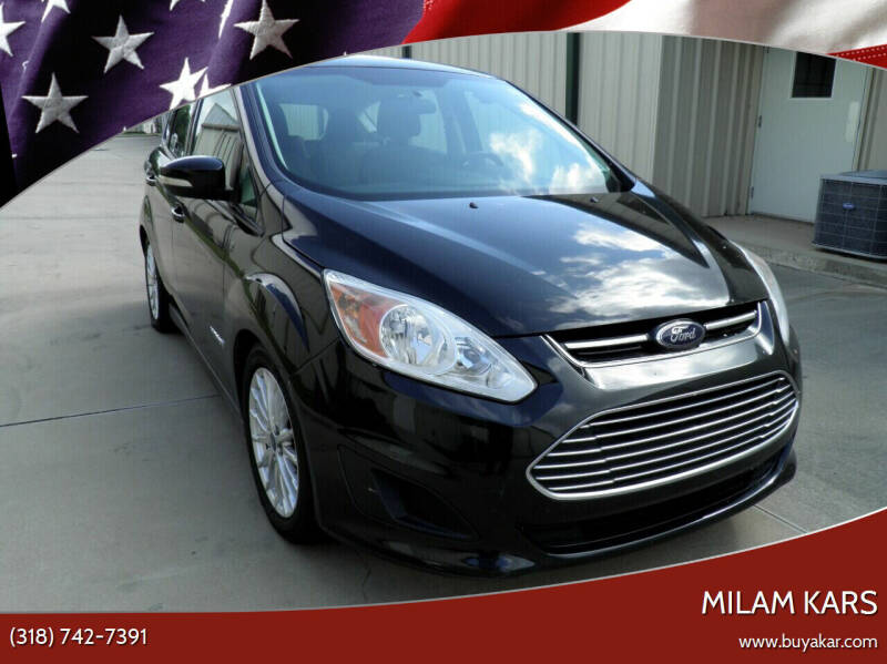 2013 Ford C-MAX Hybrid for sale at MILAM KARS in Bossier City LA