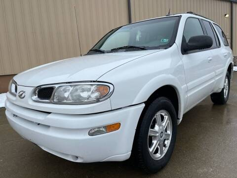 2004 Oldsmobile Bravada for sale at Prime Auto Sales in Uniontown OH
