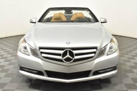 2012 Mercedes-Benz E-Class for sale at Southern Auto Solutions-Jim Ellis Hyundai in Marietta GA