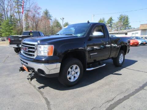 2012 GMC Sierra 1500 for sale at Grimard's Auto in Hooksett, NH