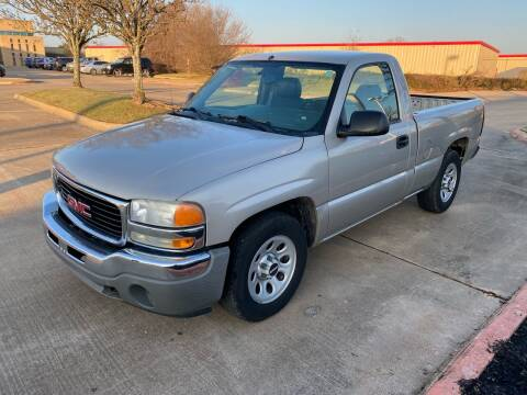 2007 GMC Sierra 1500 for sale at Pitt Stop Detail & Auto Sales in College Station TX