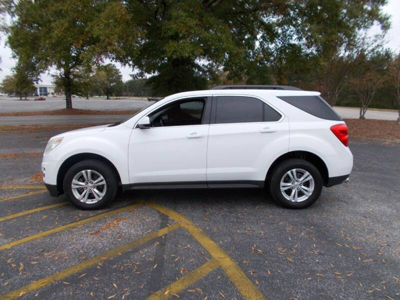 2012 Chevrolet Equinox for sale at A & P Automotive in Montgomery AL