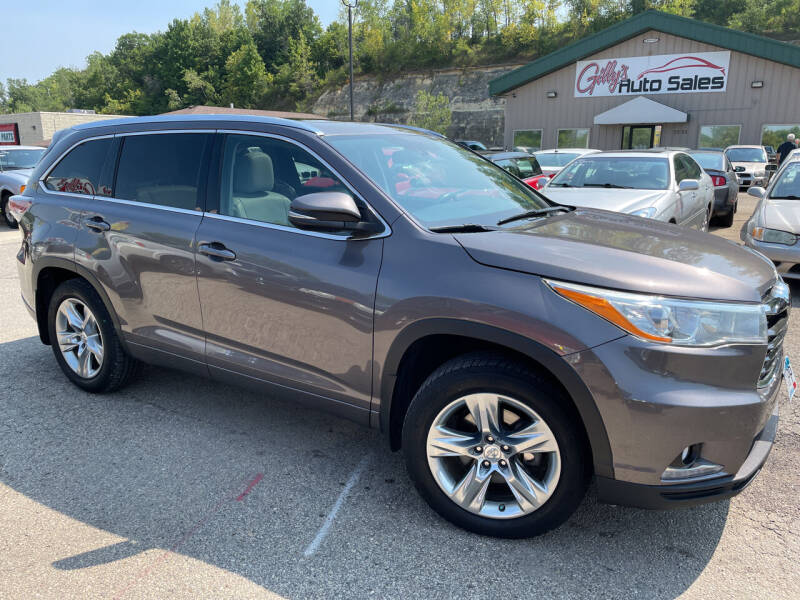 2015 Toyota Highlander for sale in Rochester, MN