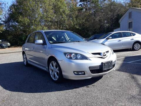 2007 Mazda MAZDA3 for sale at Select Luxury Motors in Cumming GA