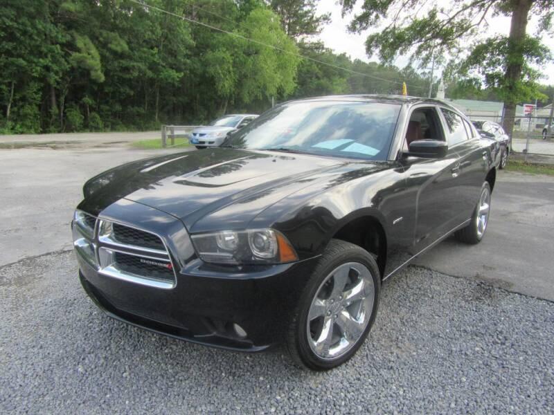 2013 Dodge Charger for sale at Bullet Motors Charleston Area in Summerville SC