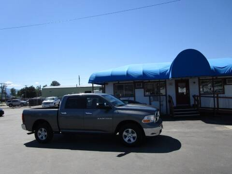 2011 RAM Ram Pickup 1500 for sale at Jim's Cars by Priced-Rite Auto Sales in Missoula MT