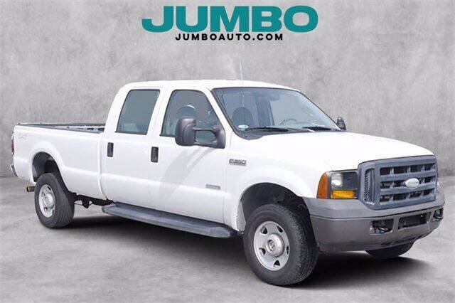 2006 Ford F-350 Super Duty for sale at Jumbo Auto & Truck Plaza in Hollywood FL