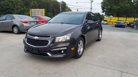 2016 Chevrolet Cruze Limited for sale at DADA AUTO INC in Monroe NC