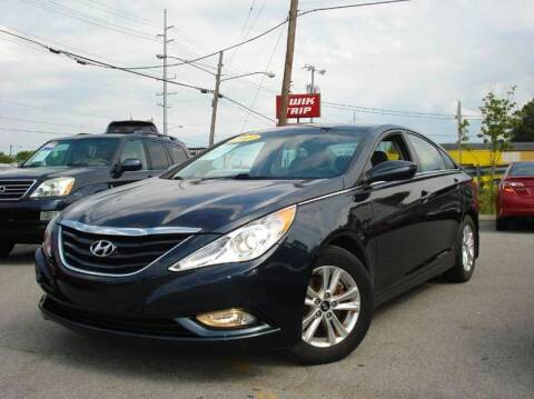 2013 Hyundai Sonata for sale at A & A IMPORTS OF TN in Madison TN