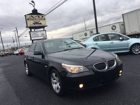 2006 BMW 5 Series for sale at A & D Auto Group LLC in Carlisle PA