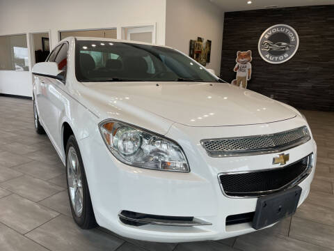 2010 Chevrolet Malibu for sale at Evolution Autos in Whiteland IN