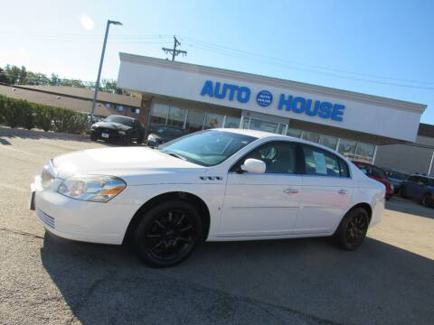 2007 Buick Lucerne for sale at Auto House Motors in Downers Grove IL