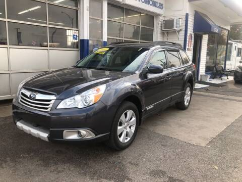 2012 Subaru Outback for sale at Jack E. Stewart's Northwest Auto Sales, Inc. in Chicago IL