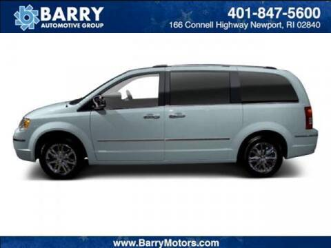 2010 Chrysler Town and Country for sale at BARRYS Auto Group Inc in Newport RI