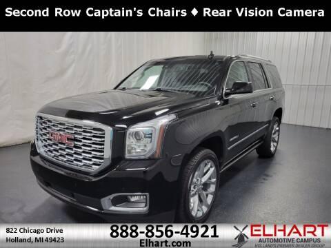 2018 GMC Yukon for sale at Elhart Automotive Campus in Holland MI