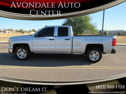 2014 Chevrolet Silverado 1500 for sale at Avondale Auto Center in Avondale AZ