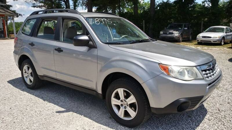 2011 Subaru Forester for sale at Easy Does It Auto Sales in Newark OH