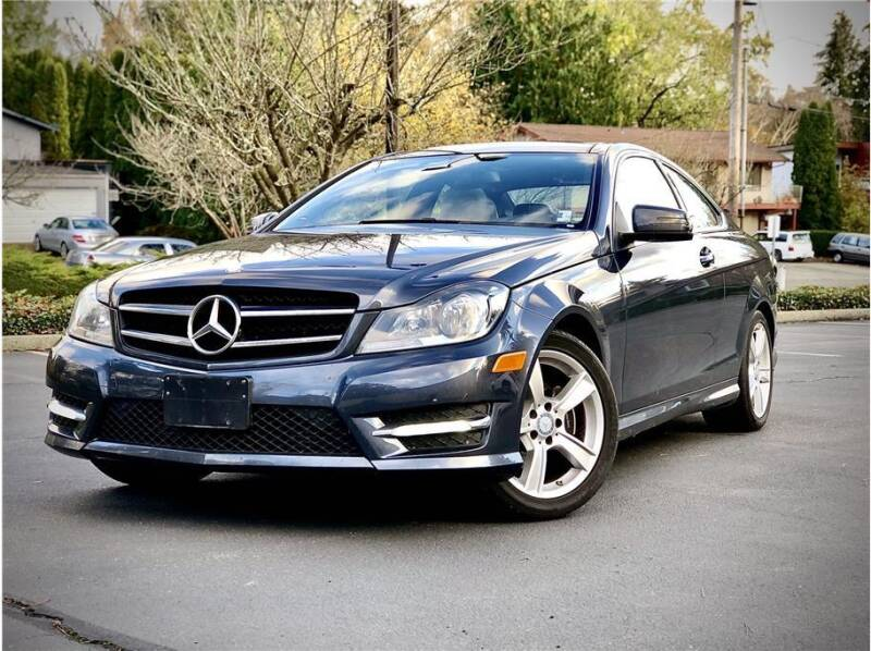 2015 Mercedes-Benz C-Class for sale at Klean Carz in Seattle WA