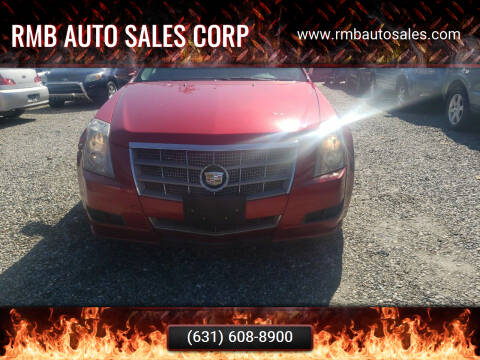 2011 Cadillac CTS for sale at RMB Auto Sales Corp in Copiague NY