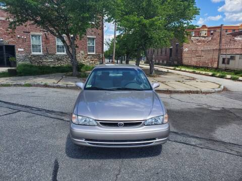 2000 Toyota Corolla for sale at EBN Auto Sales in Lowell MA