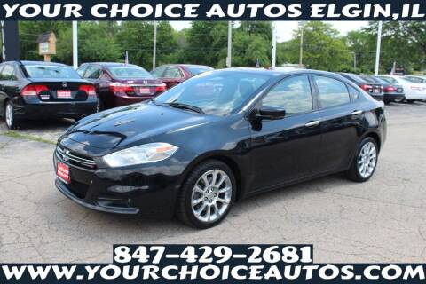 2013 Dodge Dart for sale at Your Choice Autos - Elgin in Elgin IL