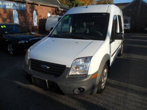 2013 Ford Transit Connect for sale at MOTTA AUTO SALES in Methuen MA