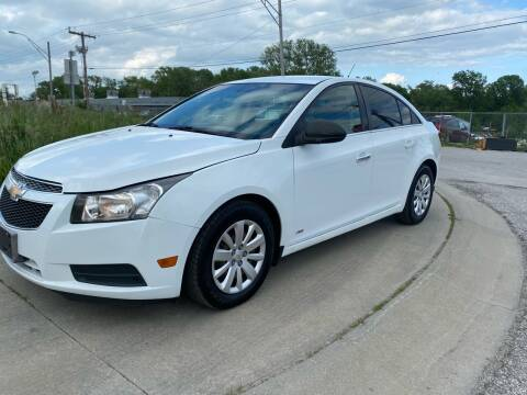 2011 Chevrolet Cruze for sale at Xtreme Auto Mart LLC in Kansas City MO