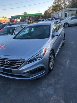 2016 Hyundai Sonata for sale at BRYANT AUTO SALES in Bryant AR