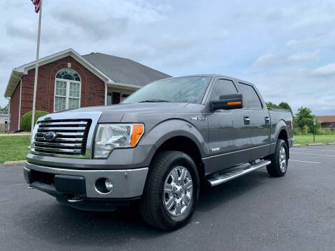 2012 Ford F-150 for sale at HillView Motors in Shepherdsville KY