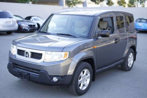 2011 Honda Element for sale at Sports Plus Motor Group LLC in Sunnyvale CA
