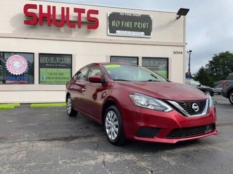 2019 Nissan Sentra for sale at Shults Resale Center Olean in Olean NY