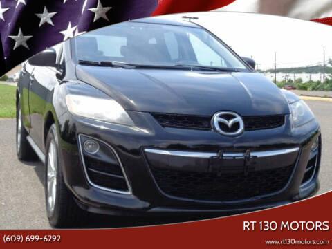 2010 Mazda CX-7 for sale at RT 130 Motors in Burlington NJ
