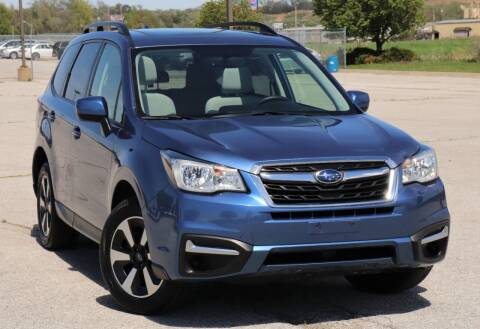 2017 Subaru Forester for sale at Big O Auto LLC in Omaha NE