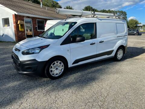 2017 Ford Transit Connect Cargo for sale at J.W.P. Sales in Worcester MA