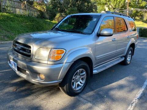 2003 Toyota Sequoia for sale at Car World Inc in Arlington VA