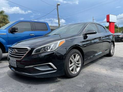 2016 Hyundai Sonata for sale at Always Approved Autos in Tampa FL