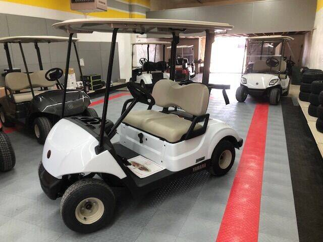 2020 Yamaha QuieTech Gas Golf Car for sale at Curry's Body Shop in Osborne KS
