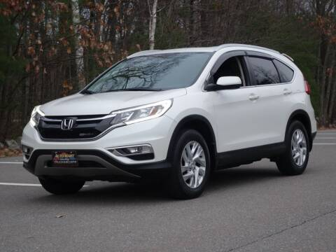 2016 Honda CR-V for sale at Auto Mart in Derry NH