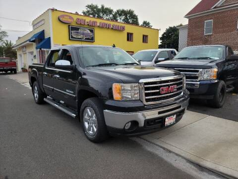 2012 GMC Sierra 1500 for sale at Bel Air Auto Sales in Milford CT