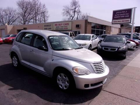 2009 Chrysler PT Cruiser for sale at Gregory J Auto Sales in Roseville MI