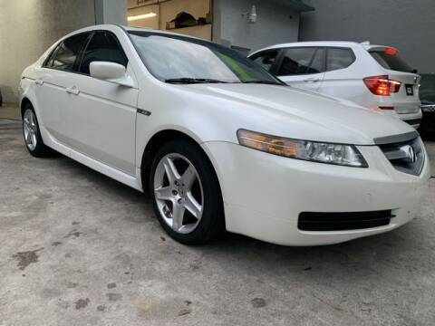 2006 Acura TL for sale at Boss Automotive in Hollywood FL