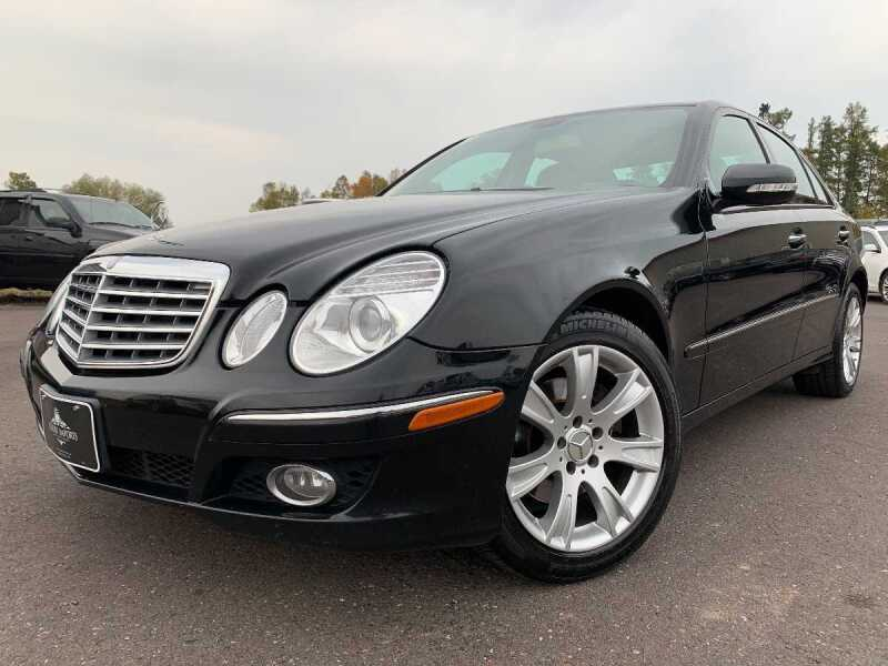 2009 Mercedes-Benz E-Class for sale at LUXURY IMPORTS in Hermantown MN