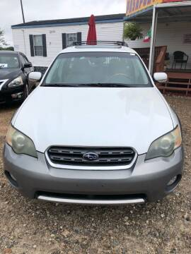 2005 Subaru Outback for sale at Mega Cars of Greenville in Greenville SC