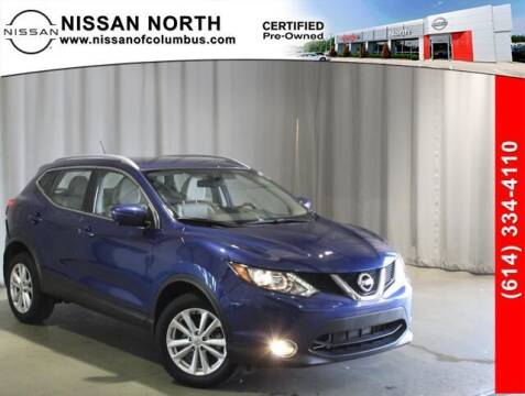 2018 Nissan Rogue Sport for sale at Auto Center of Columbus in Columbus OH