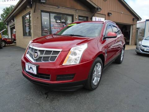 2011 Cadillac SRX for sale at IBARRA MOTORS INC in Cicero IL